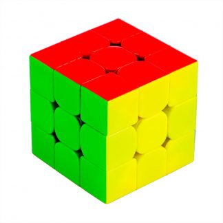 Yuxin Little Magic 3x3x3 Magic Cube Speed Magic Cube for Challenging - Colorful