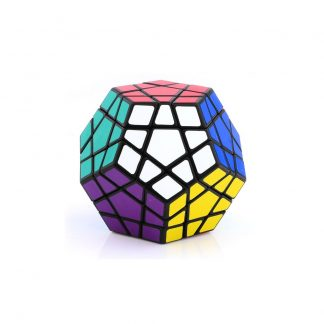 ShengShou Megaminx 3x3 Speed Cube - Black